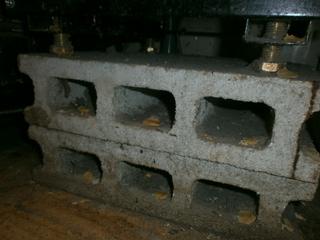 ブロックの施工(施工員ブログ)