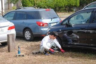 除草作業の時季です。